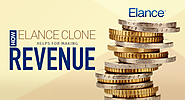 How Elance clone helps for making revenue?