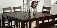 Counter Height Dining Table With Butterfly Leaf