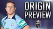 State Of Origin Preview - Ryan Hoffman