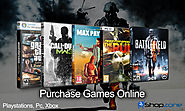 Sell & Buy Online Games