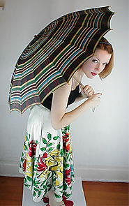 Pick Up A Stylish Umbrella