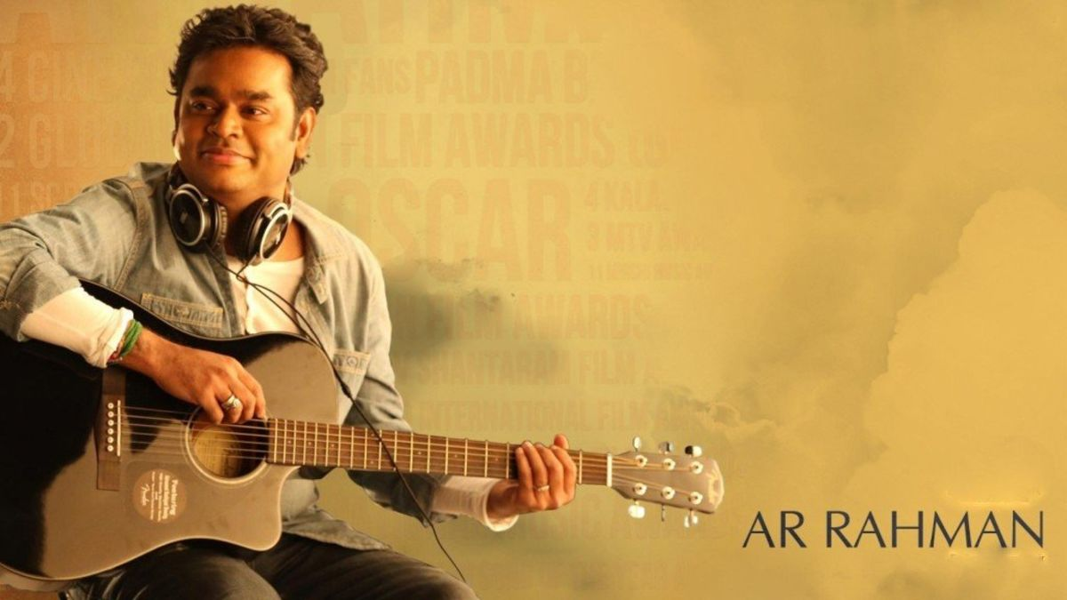Headline for MUSICAL PRIDE OF INDIA!!! Top 10 Songs of A R Rahman
