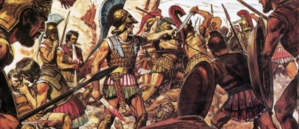 Headline for 10 EPIC Battles that Changed History Forever!