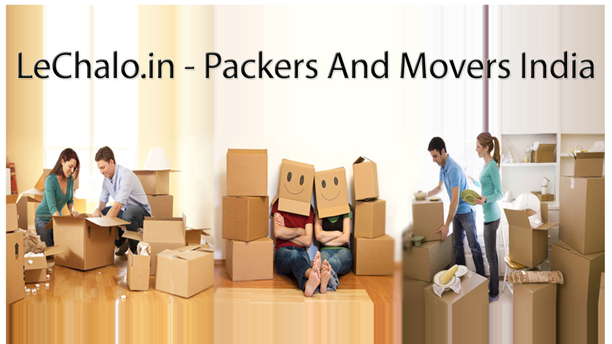 Headline for Packers And Movers India - Lechalo.in