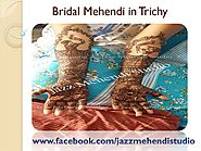 Bridal Mehendi in Trichy