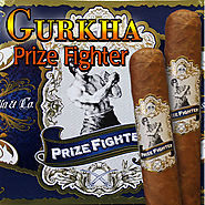 Gurkha Prize Fighter by Mikes Cigars