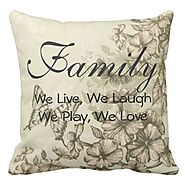 Beautiful Throw Pillows With Quotes And Sayings