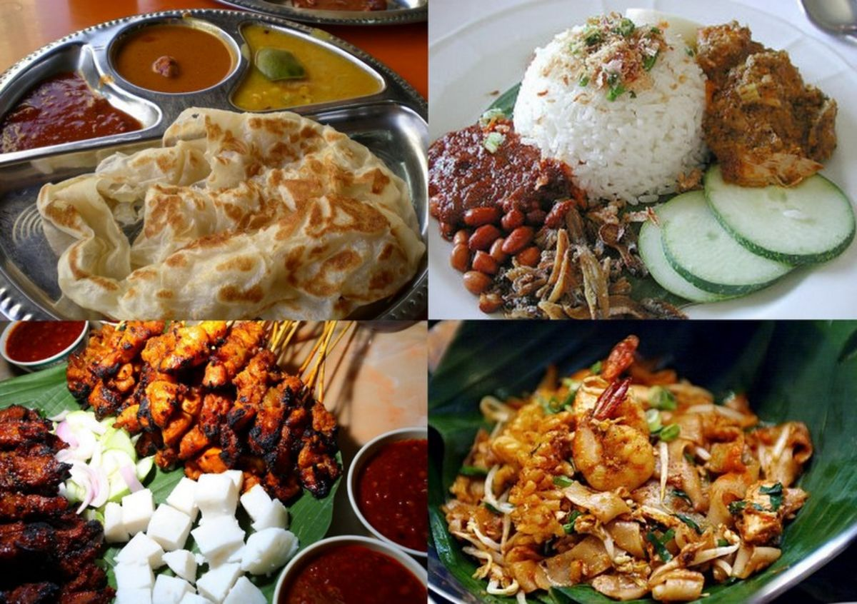 Headline for 10 Delicious Dishes in Malaysia - Must-Try Local Dishes