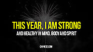 New Year Affirmations 2016: Starting off the New Year on the Right Foot