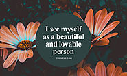 18 Beauty Affirmations To Tell Your Beautiful Self Every Day - Daily Affirmations