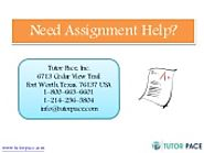 Do You need Instant Online Assignment Help?
