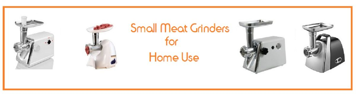 Best Recommended Small Meat Grinders for Home Use - Reviews | Listly List