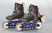 d001 | Off-road rollerblades