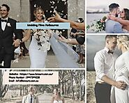 How Can a Wedding Films Melbourne Expert Can Give a Good Memory?
