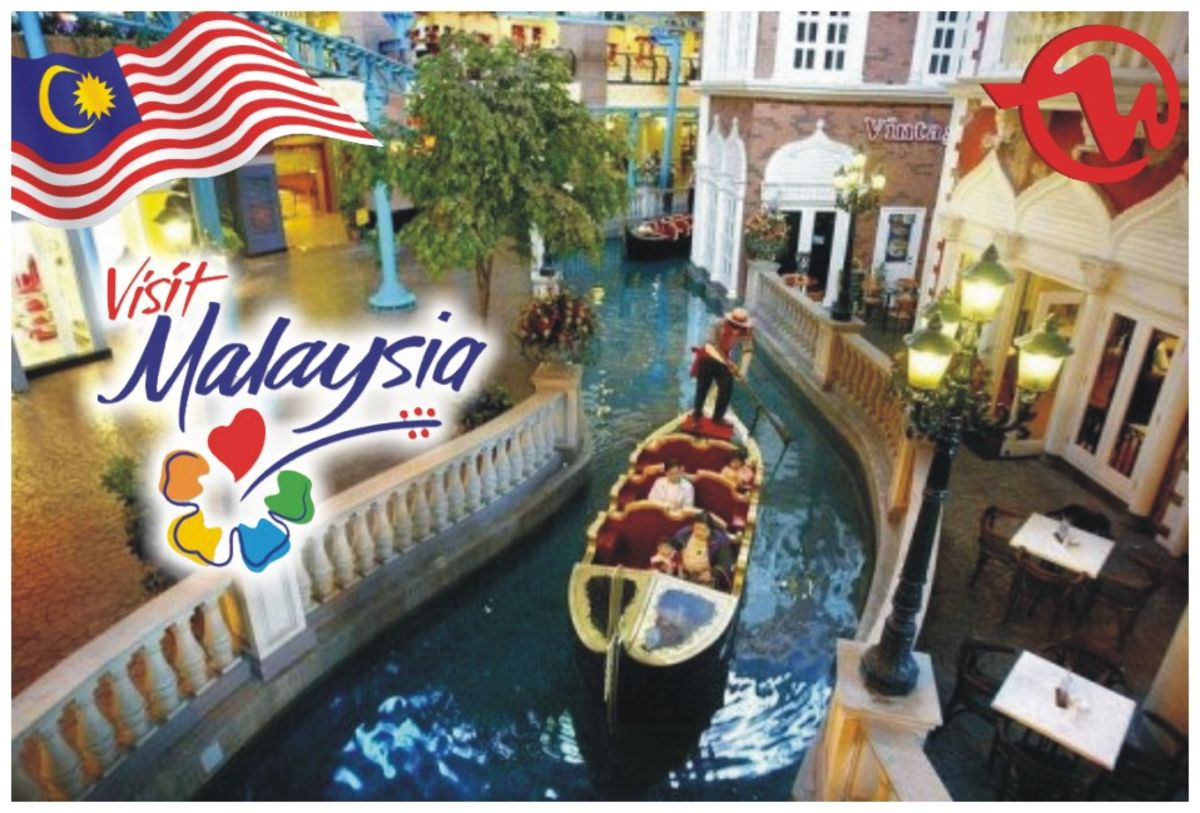 Headline for Theme Parks in Kuala Lumpur - where to go for thrills and fun