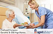 Find and Compare Geriatric Health Care‎ NZ