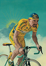 The Tragedy | Bicycling Magazine on Pantani