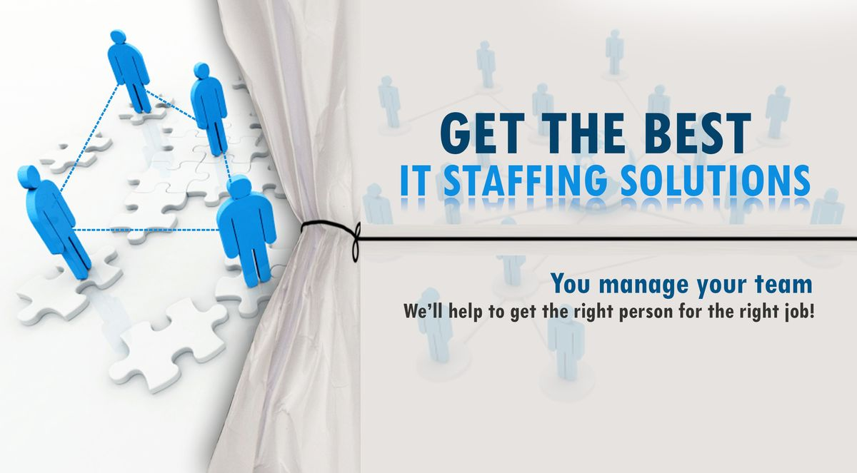 Headline for IT STAFFING SOLUTION