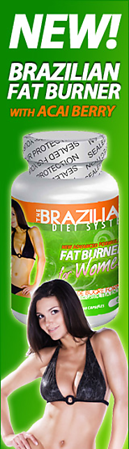 Brazilian Fat Burner for Women and Men Weight Loss Review