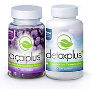 Acai Berry Plus with DetoxPlus Colon Cleanse Review