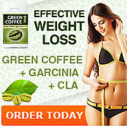 GreenCoffeeTrio contain Green coffee, Garcinia and CLA