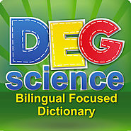 Science Bilingual Dictionary for Kids on the App Store