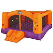 Blast Zone Superstar Inflatable Party Moonwalk by Blast Zone