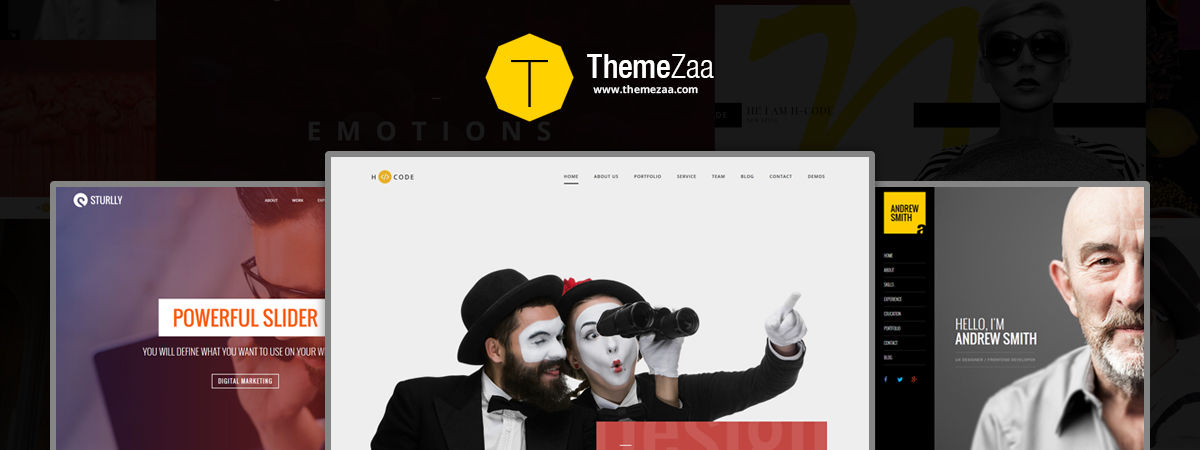 Headline for HTML5, WordPress and Magento Themes