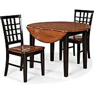 Best Rated Small Drop Leaf Tables And 2 Chairs