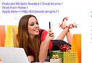 Webcam Models - Boys, Girls, Couples Wanted