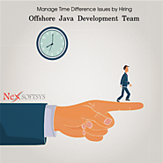 Offshore Java development services for software and web