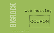 Bigrock coupon code for web hosting - Wall-Spot