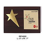 Promotional Star Trophies Manufacturers India