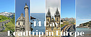 14 DAY ROAD TRIP IN EUROPE - Travel Monkey Blog