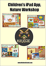 Children's iPad App, Nature Workshop