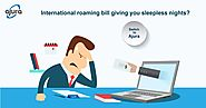 Avoid international Roaming Charges with Ajura