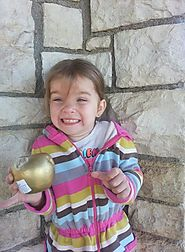 Shawnee County Parks + Recreation has fun with a #goldenapplehunt