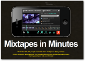 Dragontape - Create Custom YouTube Mixes - Teach Amazing!