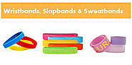 Promote Your Business Using Wristbands, Slapbands & Sweatbands -