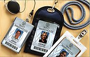 ID Badges for Security and Promotion
