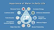 Water for life - Why is Water so Important to Us? - Trend Around Us