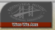 Koinonia House National Ministries - Post prison aftercare resources