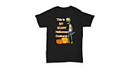 Halloween Scary T-shirt for men...
