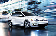 The e-Golf is all Golf. No gas tank. VW does electric.