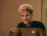"""Star Trek The Next Generation"" subjected viewers to having to watch Tasha Yar and Wesley Crusher."