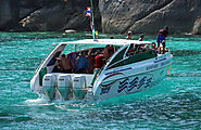 Speedboat Phi Phi Islands Tour