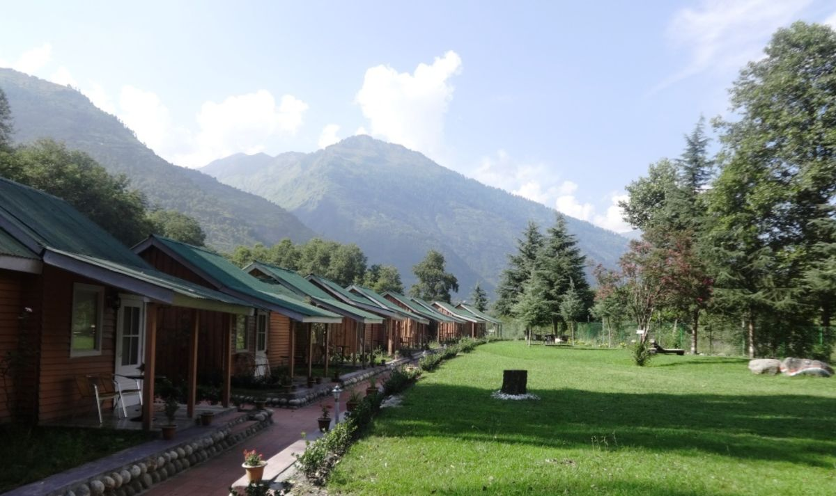 Headline for 3 Star Resorts & Hotels in Manali