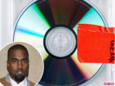 Here's The Official Cover For Kanye West's New Album 'Yeezus'