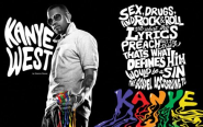 Kanye Gives His Hip-Hop Opus....
