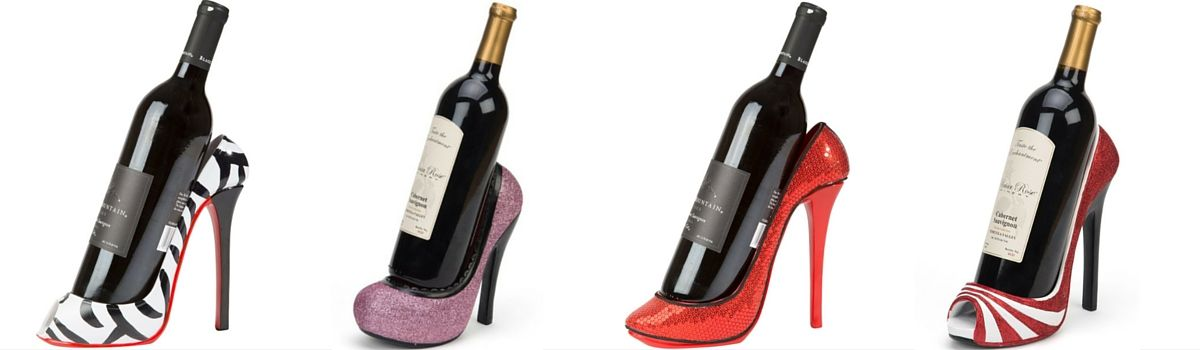 Cute And Best Rated High Heel Wine Bottle Holders | Listly List